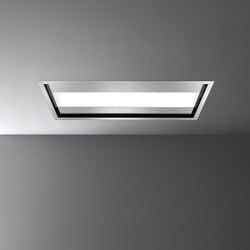 Design | Nuvola 90 Steel | Kitchen hoods | Falmec