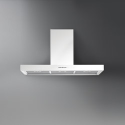 Design | Plane White Wall | Kitchen hoods | Falmec