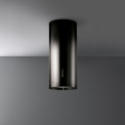 Design | Polar Black Island | Kitchen hoods | Falmec