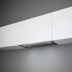 Design | Virgola No-Drop 120cm | Kitchen hoods | Falmec