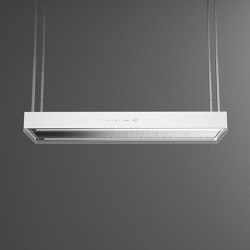 E.ion® System | Oceano E.ion® Weiß | Küchenabzugshauben | Falmec