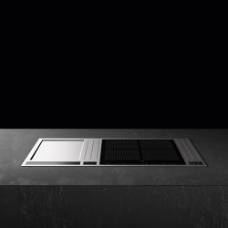 Integrated cooking systems | Modula M3 | Hobs | Falmec