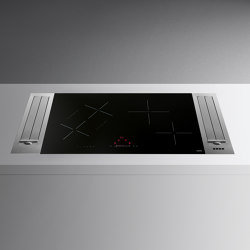 Integrated cooking systems | Piano Twin Elements | Hobs | Falmec