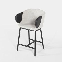 Bug bar stool | Chaises de comptoir | Mitab