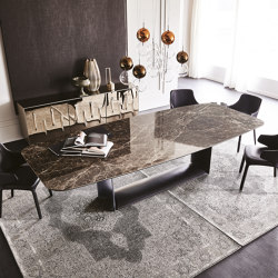 Dragon Keramik | Tables de repas | Cattelan Italia