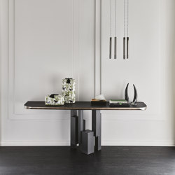 Skyline Wood-C | Tables consoles | Cattelan Italia