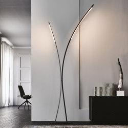 Twin | Luminaires sur pied | Cattelan Italia