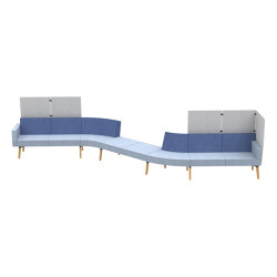 Reefs configuration Reefs wave | Sofas | Dauphin