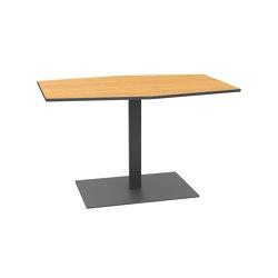 Reefs tables rectangular table | Mesas comedor | Dauphin