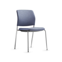 Cay Four-legged chair | Chairs | Dauphin