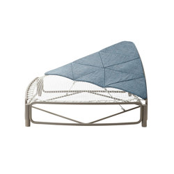 Atollo 4365 + 60MS Day bed | Tumbonas | ROBERTI outdoor pleasure