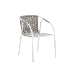 Capri 4301 chair with armrest | Sillas | ROBERTI outdoor pleasure
