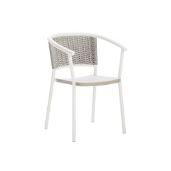 Lipari 4331 chair with armrest | Sillas | ROBERTI outdoor pleasure