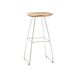Kaz KAZP80M | Bar stools | Karl Andersson & Söner