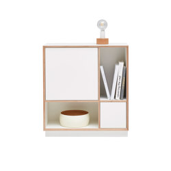 Vertiko cabinet furniture module CPL | Cabinets | Müller small living