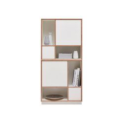 Vertiko cabinet furniture module CPL | Shelving | Müller small living