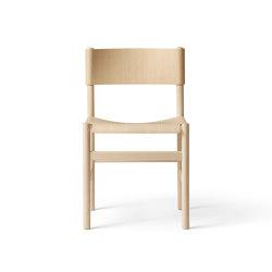 T02 | Soft Chair Ash Matt lacquer | Stühle | TAKT