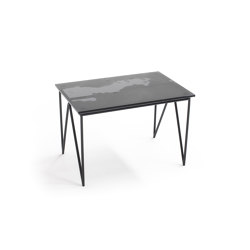 AeroZeppelin Table | Tavolini bassi | Diesel with Moroso