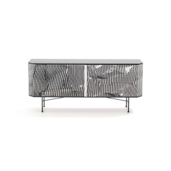 Perf Stripe | Credenze | Diesel with Moroso