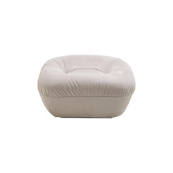 Bonnie | Footstool Pleated Version | Poufs | Ligne Roset