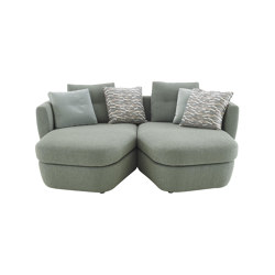 Ipanema | Lounge Doble Articulo Completo | Chaise longues | Ligne Roset