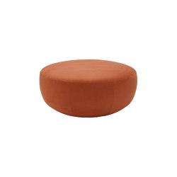 Prado | Round Footstool | Poufs | Ligne Roset