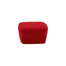 Uncover | Footstool Version B – Stretch Fabrics | Poufs | Ligne Roset