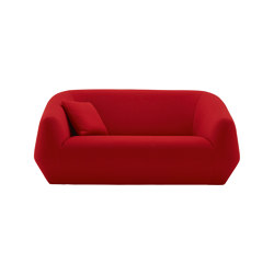 Uncover | Medium Settee Version B – Stretch Fabrics | Sofas | Ligne Roset