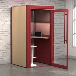 Tek Booth | Telephone booths | Teknion