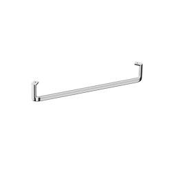 ACCESSORIES | Towel rail for wall-hung or pedestal washbasin | Chrome | Towel rails | Armani Roca