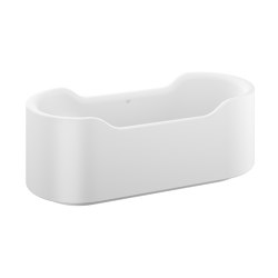 BATHS | Freestanding bathtub | Off White | Bathtubs | Armani Roca