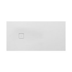 SHOWER TRAYS | L superslim shower tray with with side waste | Off White | Shower trays | Armani Roca