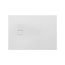 SHOWER TRAYS | M superslim shower tray with side waste | Off White | Shower trays | Armani Roca