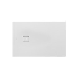 SHOWER TRAYS | XS superslim shower tray with side waste | Off White | Shower trays | Armani Roca