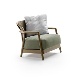 Alison Outdoor Armchair | Poltrone | Flexform