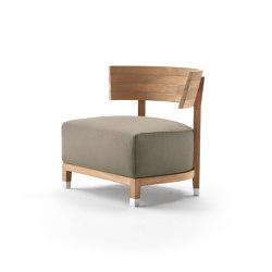 Thomas Outdoor | Armchairs | Flexform