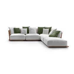 Zante Outdoor | Sofas | Flexform
