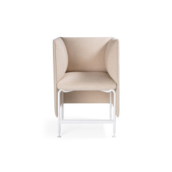 Alto easy chair/sofa | Sillones | Materia