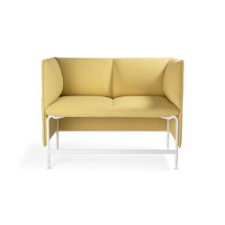 Alto easy chair/sofa | Bancos | Materia