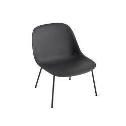 Fiber Lounge Chair | Wood Base | Armchairs | Muuto