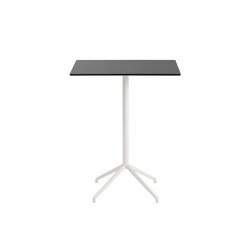 Still Café Table | 75 x 65 H: 95 | Tavoli alti | Muuto