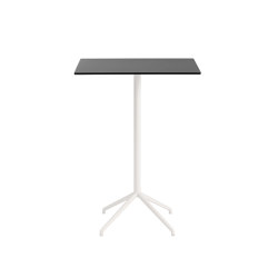 Still Café Table | 75 x 65 H: 105 | Tables hautes | Muuto