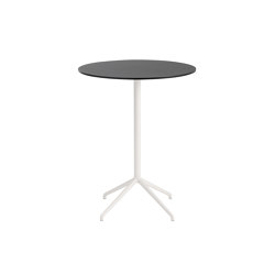 Still Café Table | Ø 75 H: 95 | Tavoli alti | Muuto