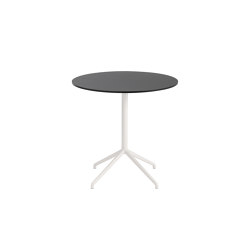 Still Café Table | Ø 75 H: 73 | Bistro tables | Muuto