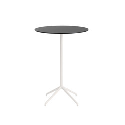 Still Café Table | Ø 75 H: 105 | Tavoli alti | Muuto