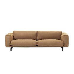 Rest | 3-Seater | Divani | Muuto