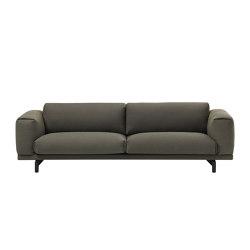 Rest | 3-Seater | Sofas | Muuto