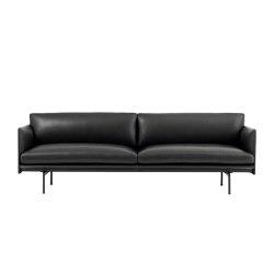 Outline Sofa | 3-seater | Sofas | Muuto