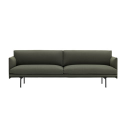 Outline Sofa | 3-seater | Sofás | Muuto