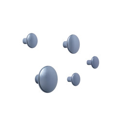 Dots Metal | Single hooks | Muuto